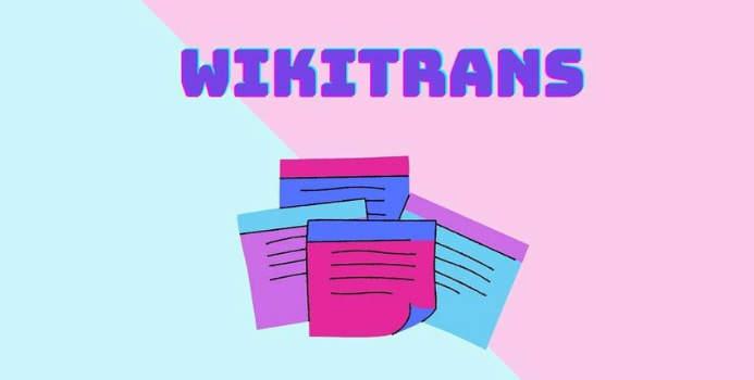 Wikitrans: Definizione e differenze tra sesso biologico, identità di genere ed espressione di genere